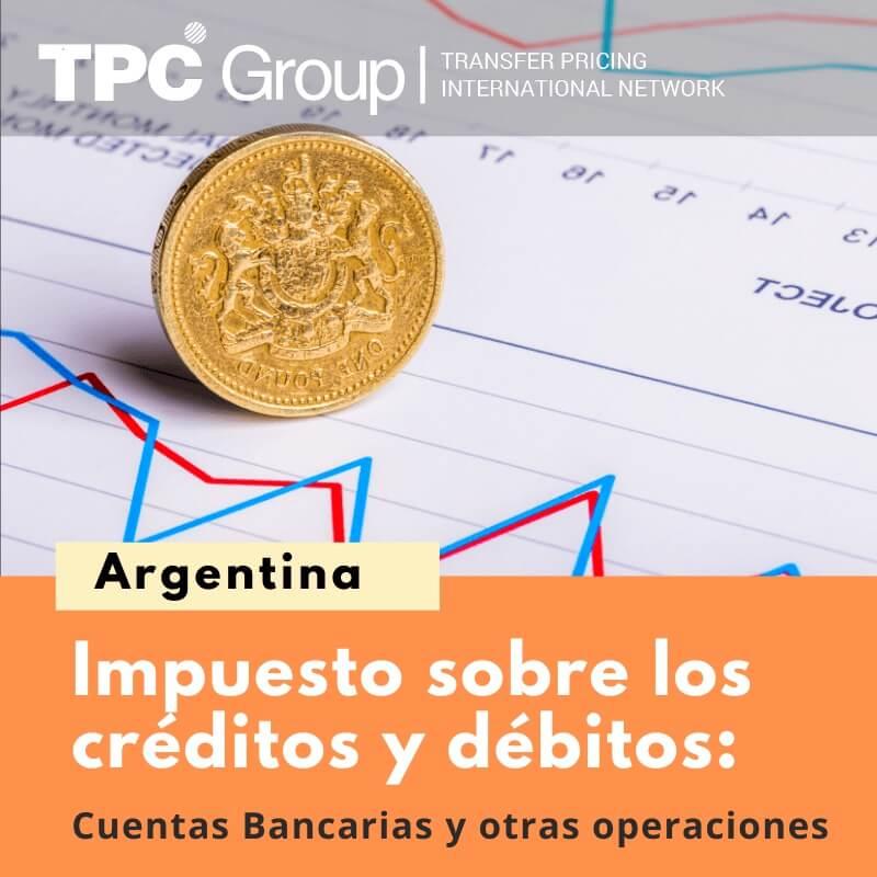 Impuesto sobre créditos y débitos en Argentina