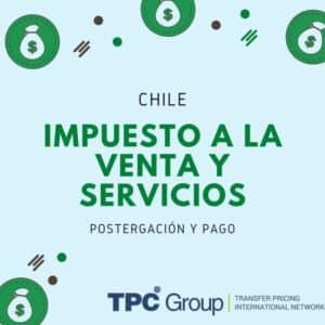 Impuesto a la venta y servicios en Chile