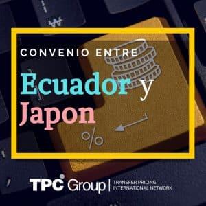 Convenio entre Ecuador y Japón