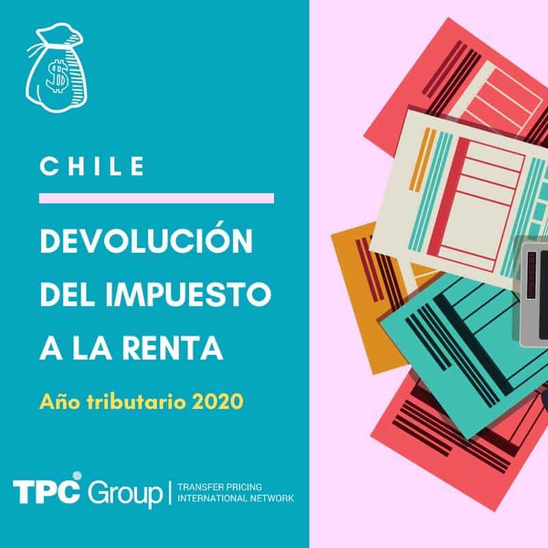 Devolución del impuesto a la renta en Chile