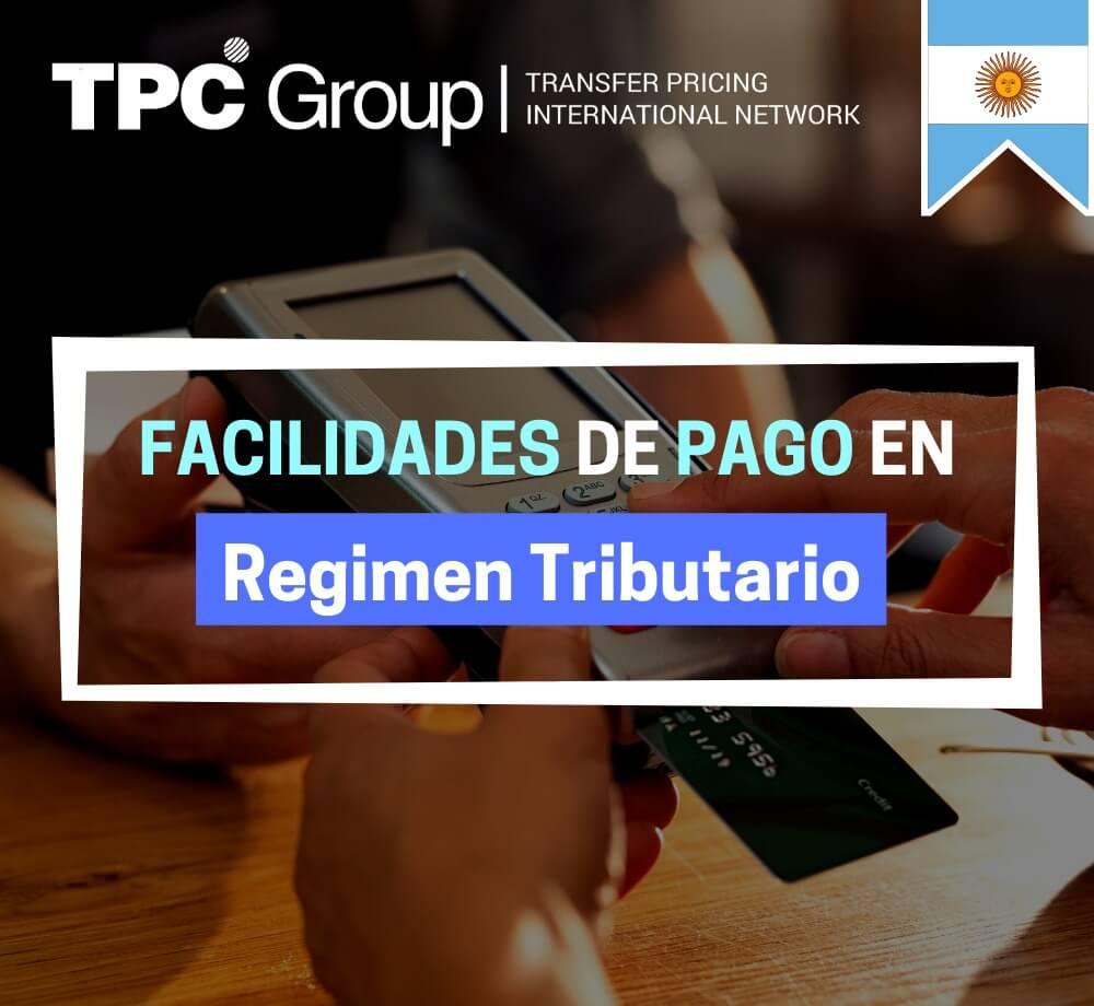 ESTABLECEN FACILIDADES DE PAGO EN EL RÉGIMEN TRIBUTARIO EN ARGENTINA