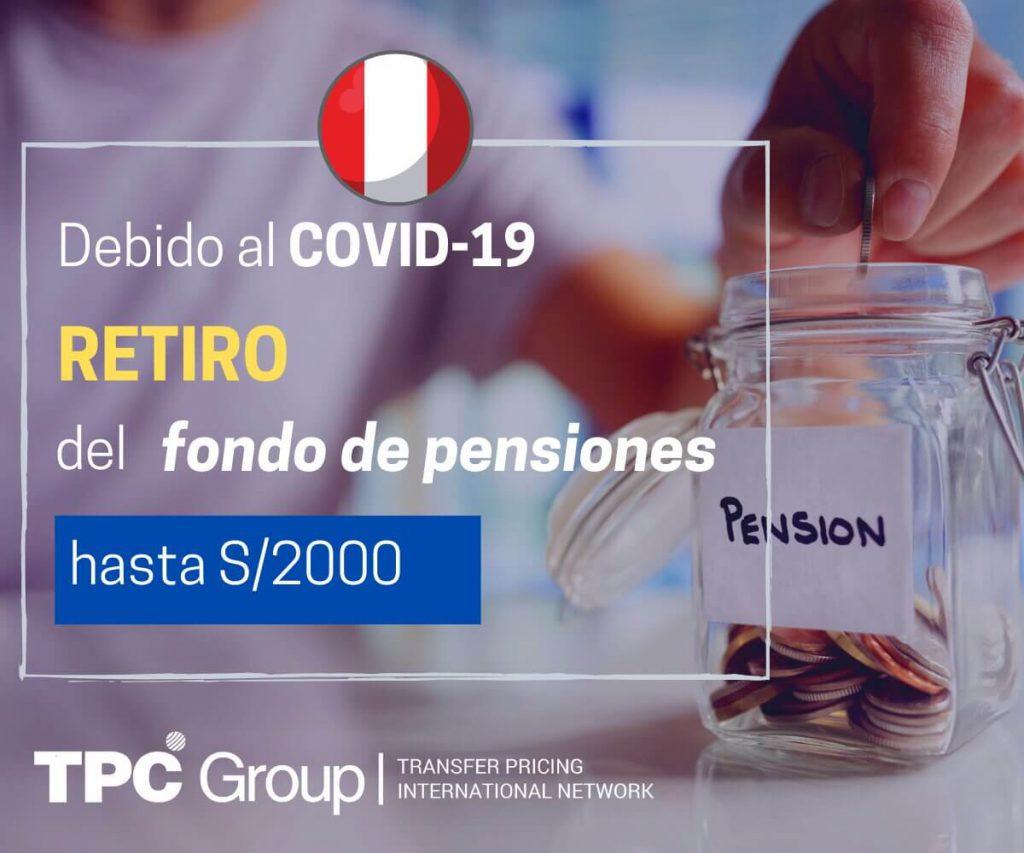 Retiro del Fondo de Pensiones