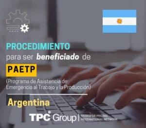ROCEDIMIENTO PARA SER BENEFICIADO DE PAETP