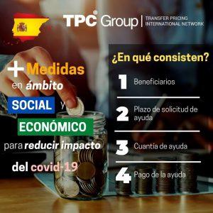 ADOPCIÓN DE MEDIDAS COMPLEMENTARIAS EN EL ÁMBITO SOCIAL