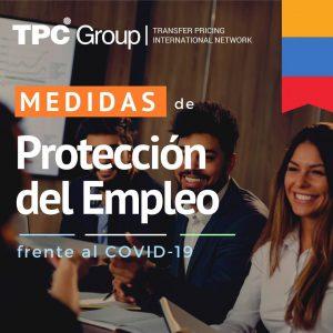 Medidas para proteger el empleo frente al covid-19