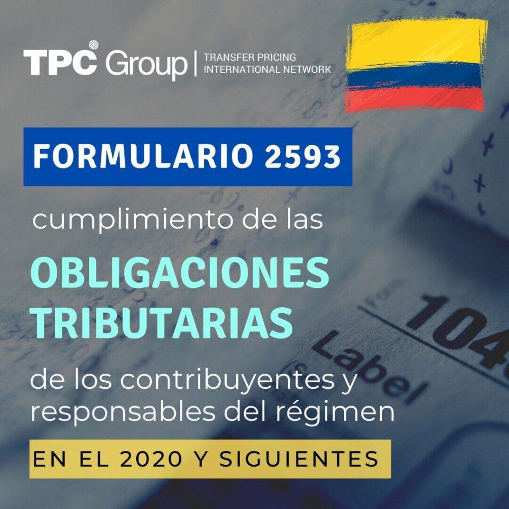 Se prescribe el formulario Nº 2593 para el cumplimiento de las obligaciones tributarias de los contribuyentes y responsables del régimen simple en el año 2020 y siguientes