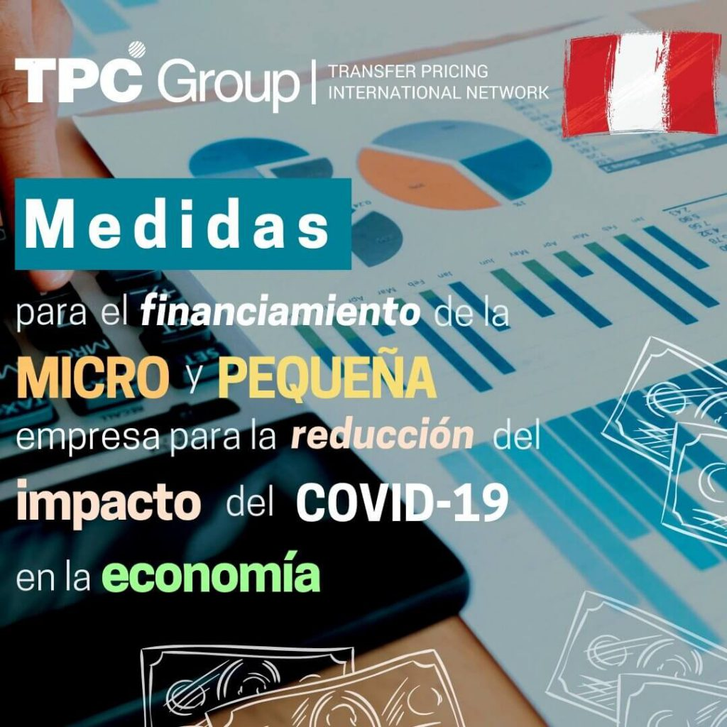 Medidas para fortalecer el fondo de apoyo empresarial a las mypes para la reducción del impacto del covid – 19 en la economía
