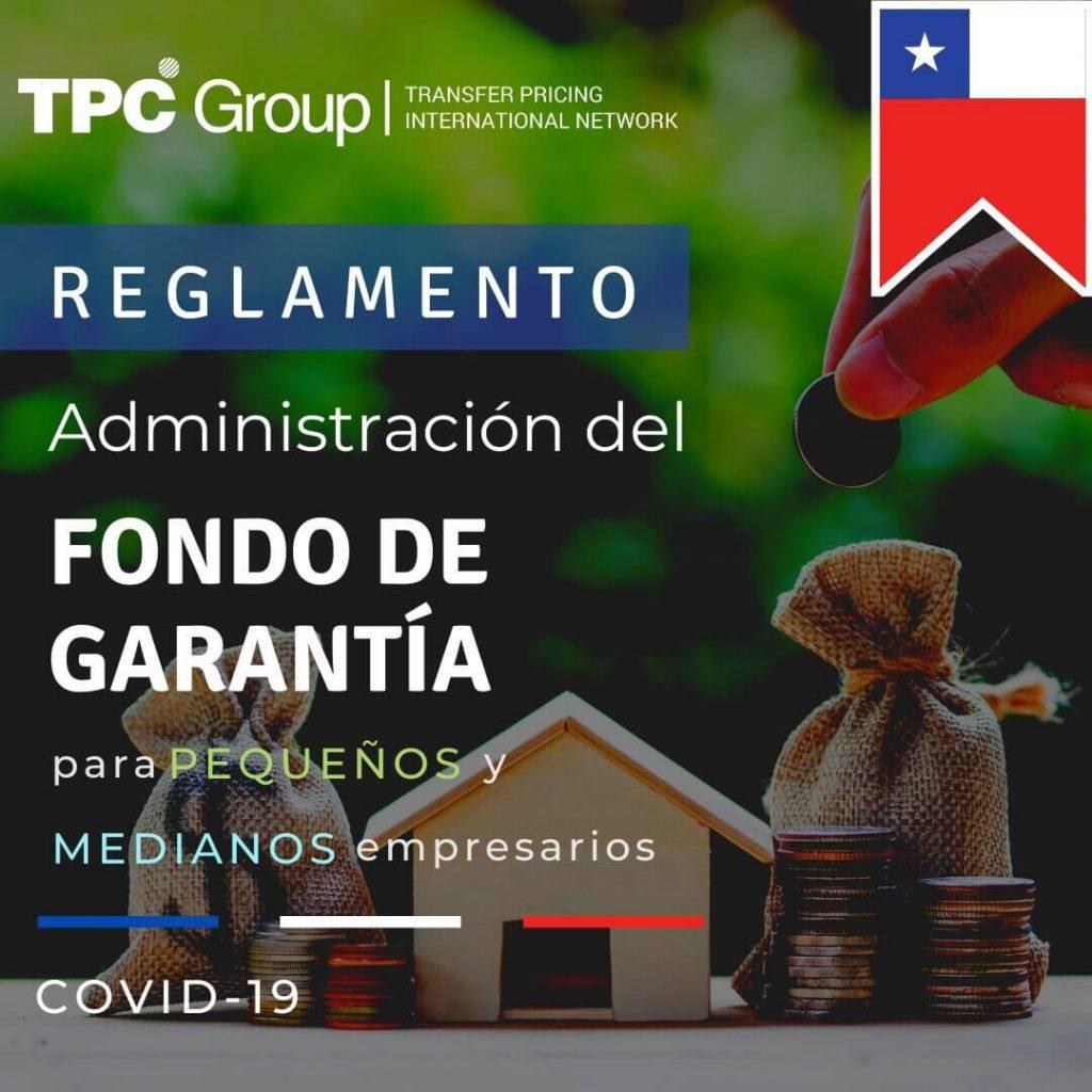 Reglamento de administración del fondo de garantía para pequeños y medianos empresarios aplicable a las líneas garantía covid-19