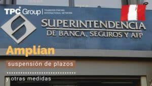 Amplían plazo de suspensión de plazos y dictan otras disposiciones en Perú