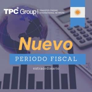 NUEVO PERIODO FISCAL EXTRAORDINARIO Y OTRAS DISPOSICIONES EN ARGENTINA