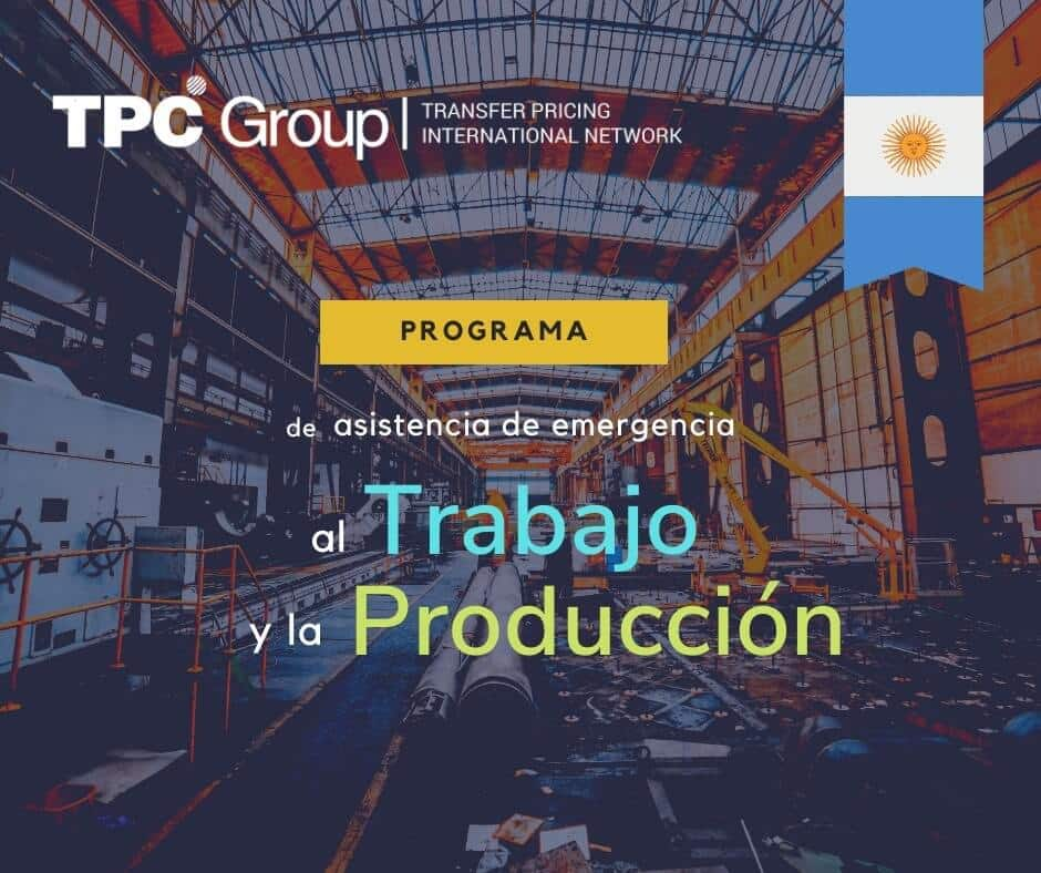 PROGRAMA DE ASISTENCIA DE EMERGENCIA AL TRABAJO EN ARGENTINA