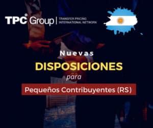Nuevas disposiciones para pequeños distribuyentes en Argentina