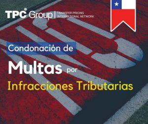 CONDONACIÓN DE MULTAS POR INFRACCIONES TRIBUTARIAS EN CHILE