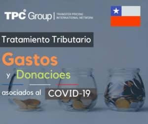 TRATAMIENTO TRIBUTARIO DE GASTOS Y DONACIONES ASOCIADOS COVID-19 EN CHILE
