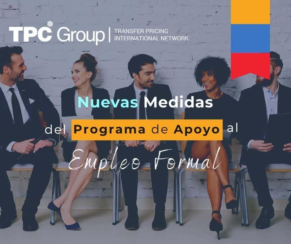 SE MODIFICA EL DECRETO LEGISLATIVO 639 de 8 DE MAYO DE 2020 EN COLOMBIA