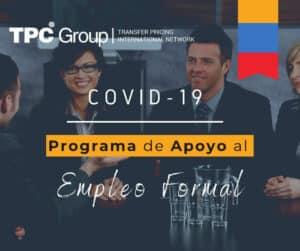 COVID-19 Programa de Apoyo al Empleo Formal en Colombia