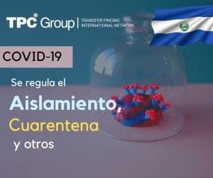 SE REGULA EL AISLAMIENTO, CUARENTENA, OBSERVACIÓN Y VIGILANCIA EN EL SALVADOR
