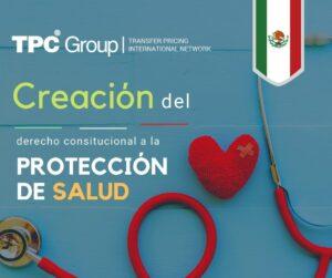 SE MODIFICA EL ARTÍCULO 4 DE LA CONSTITUCIÓN, SE CREA EL DERECHO CONSTITUCIONAL A LA PROTECCIÓN DE LA SALUD EN MÉXICO