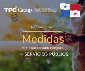 REGLAMENTO DE LA LEY N° 152: MEDIDAS PARA LA SUSPENSIÓTEMPORAL EN PANAMA