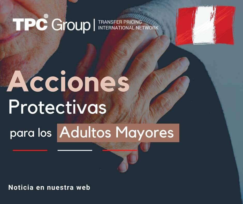 SE FORTALECE LOS MECANISMOS Y ACCIONES DE PREVENCIÓN, ATENCIÓN Y PROTECCIÓN EN PERÚ