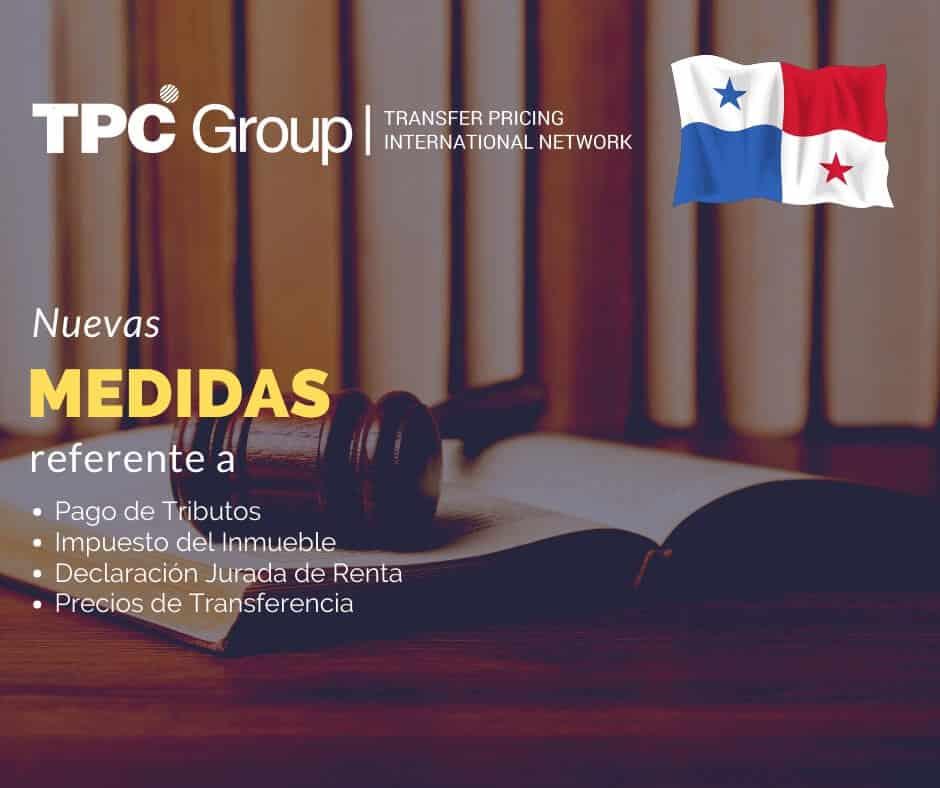 Nuevas medidas en Panamá