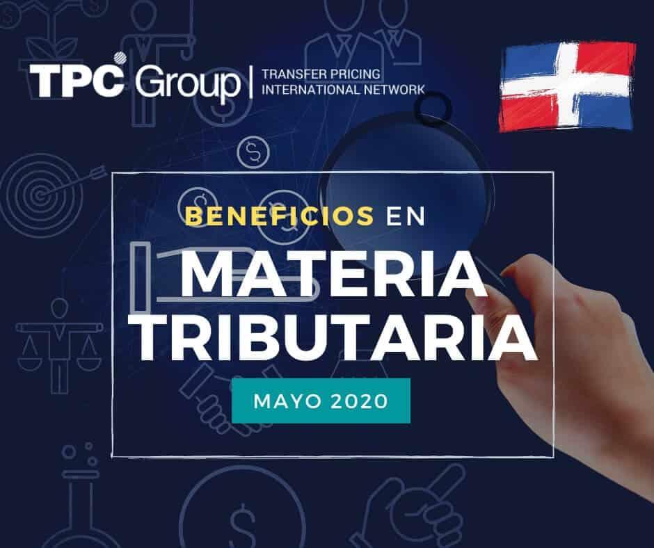 DETERMINAN OBLIGACIONES TRIBUTARIAS PARA EL PERIODO DE MAYO 2020 EN REPUBLICA DOMINICANA