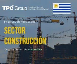 PROMUEVEN PROYECTOS DEL SECTOR CONSTRUCCIÓN DE GRAN DIMENSIÓN ECONÓMICA EN URUGUAY