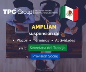 Amplían suspensión en México