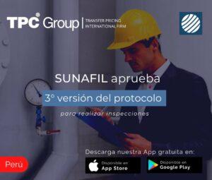 Sunafil Aprueba 3ra Versión