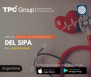 Amplían beneficio de construcción del SIPA en el sector salud en Argentina