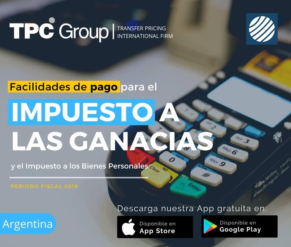 Facilidades de Pago para el Impuesto a las Ganancias en Argentina