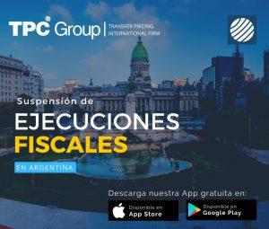 Suspensión de ejecuciones fiscales en Argentina