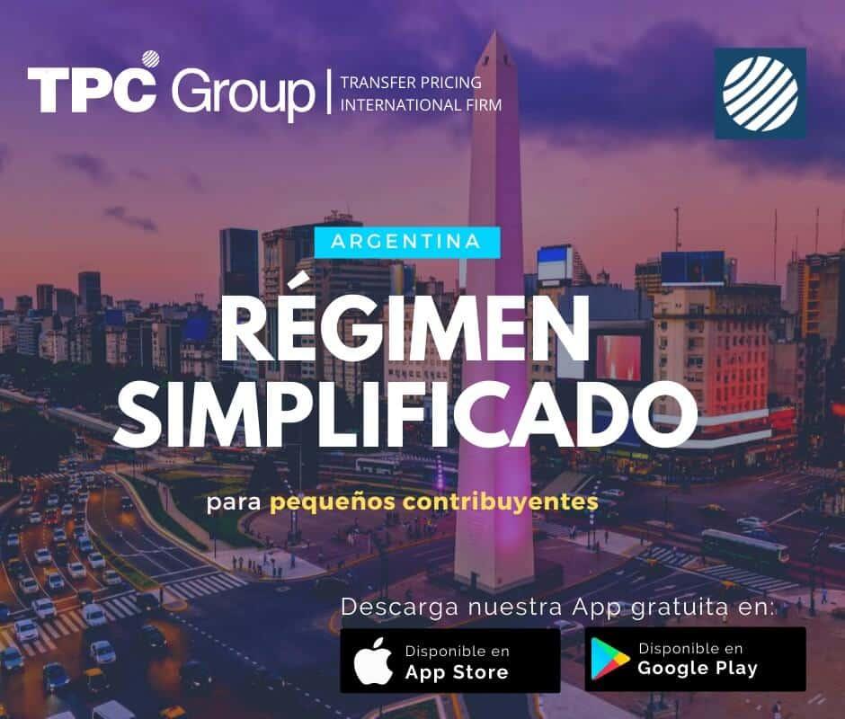 Régimen simplificado para pequeños contribuyentes en Argentina