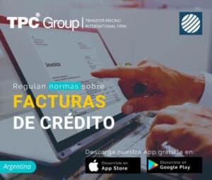 Regulan normas sobre facturas de crédito en Argentina