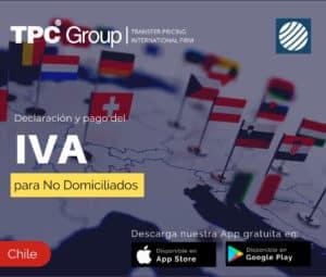 Declaración y pago del IVA para No Domiciliados en Chile