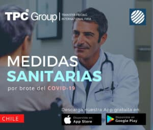 TPC Chile Medidas sanitarias por brote de covid-19