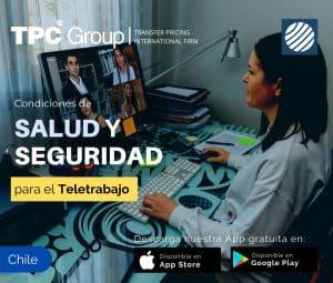 Condiciones de Salud y Seguridad para el teletrabajo en Chile