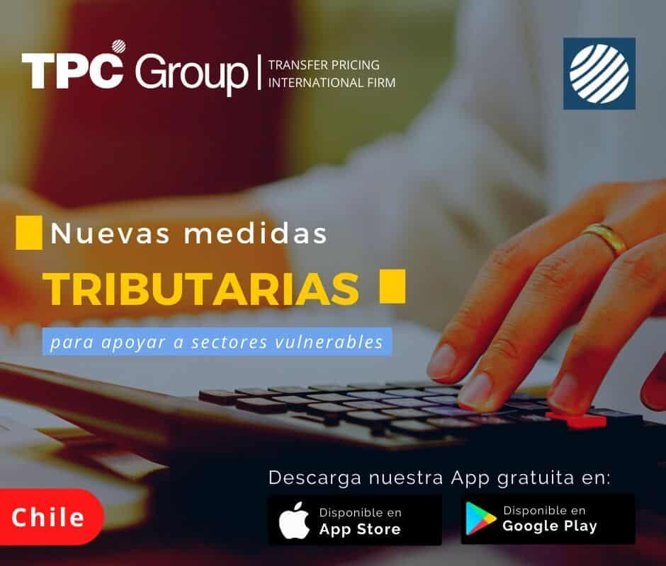 Nuevas medidas tributarias para apoyar sectores vulnerables en Chile