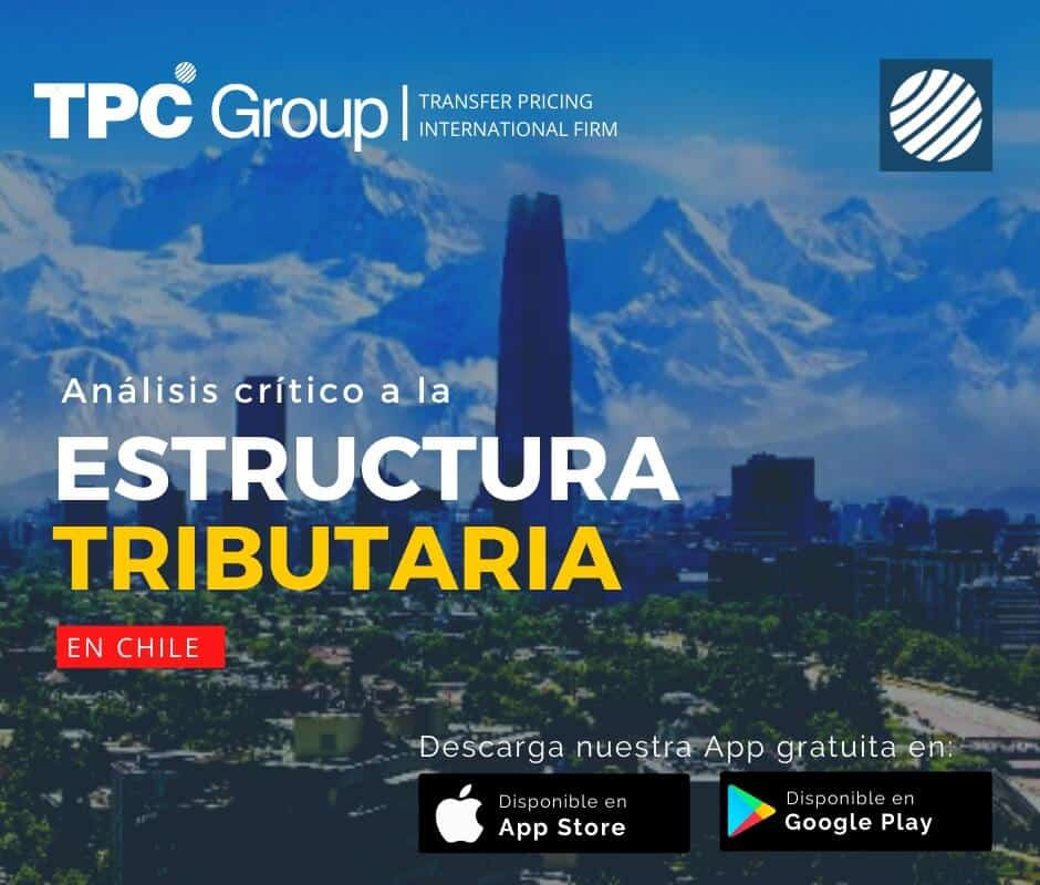 TPC Chile Análisis crítico a la Estructura tributaria