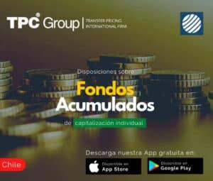 Disposiciones sobre fondos acumulados de capitalización individual en Chile