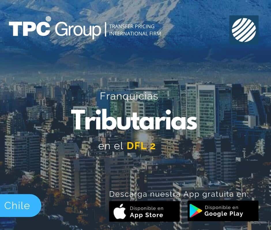 Franquicias tributarias en el DFL 2 en Chile