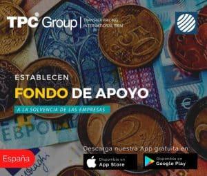 Establecen fondo de apoyo a la solvencia de las empresas en España