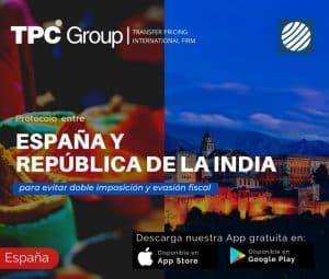 Protocolo entre España y república de la india