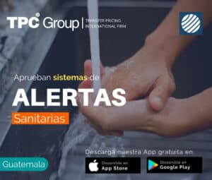 Aprueban sistemas de alertas sanitarias en Guatemala