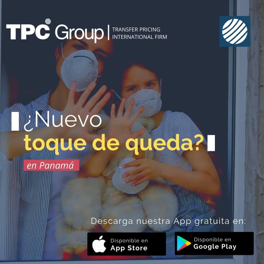 Nuevo toque de queda en Panamá