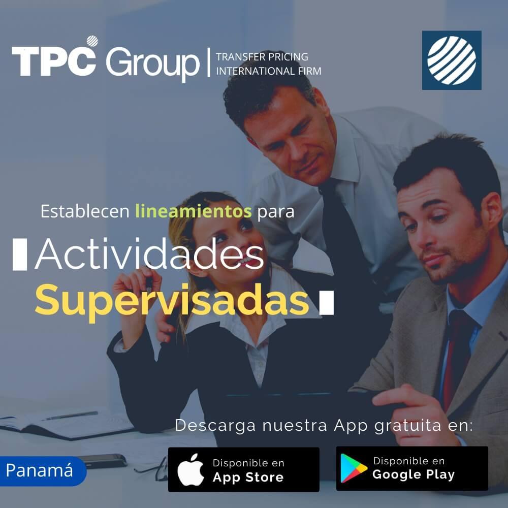 Establecen lineamientos a actividades supervisadas en Panamá