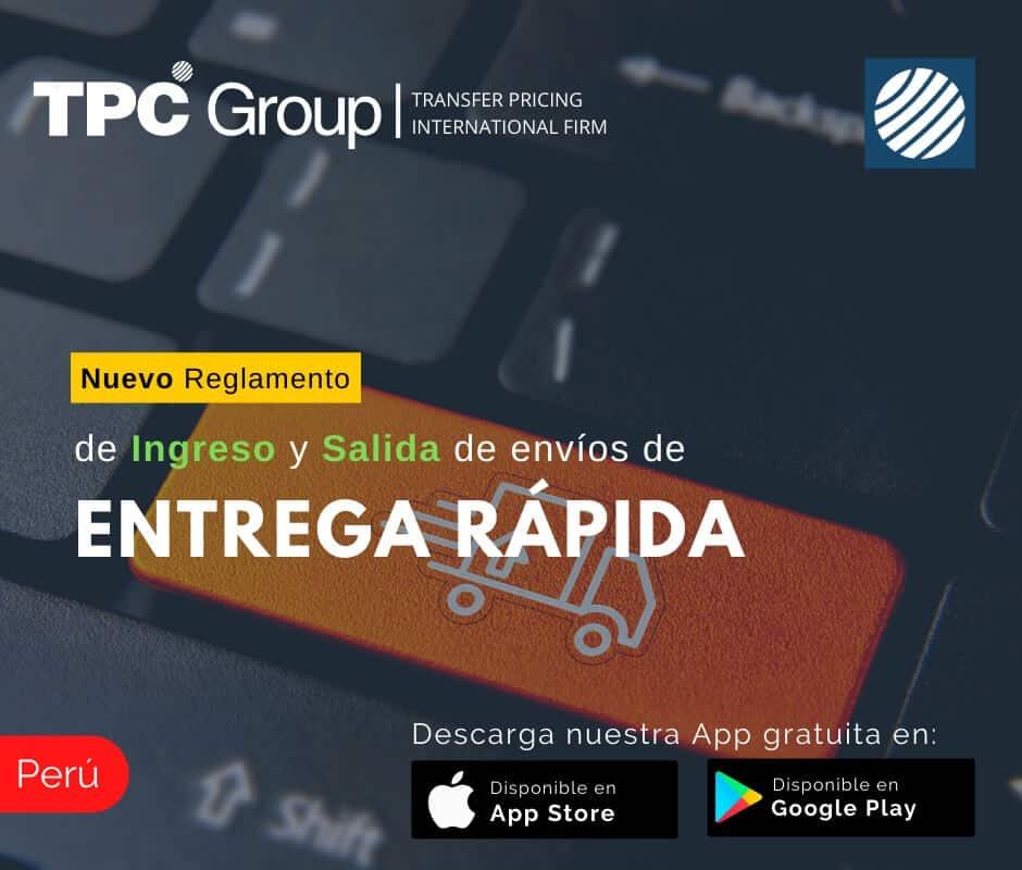 Nuevo reglamento de ingreso y salida de envíos de entrega rápida en Perú
