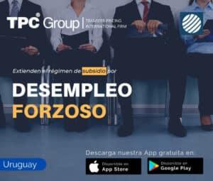 Extiende el régimen de subsidio o desempleo forzoso en Uruguay