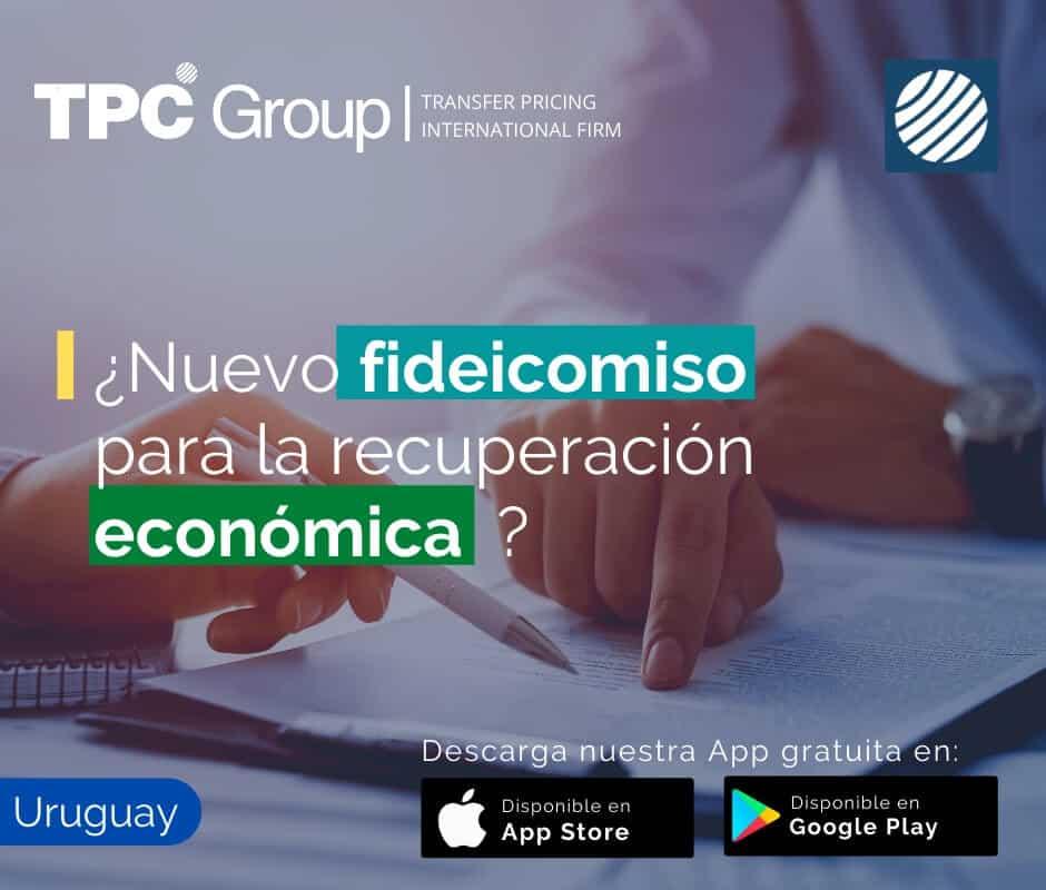 Nuevo fideicomiso para la recuperación económica en Uruguay