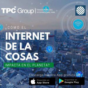 ¿Cómo el internet de las cosas impacta en el planeta?